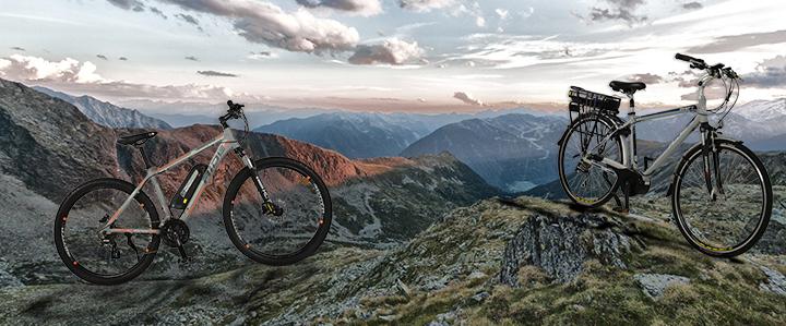 Mountain with ebike V2
