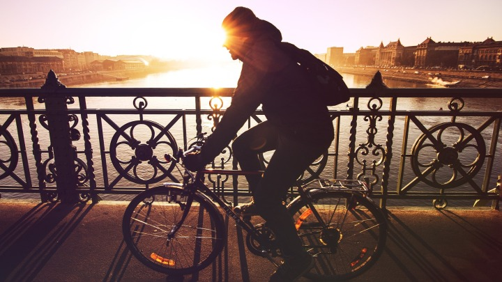 Cycling on Your Commute Could Extend Your Life