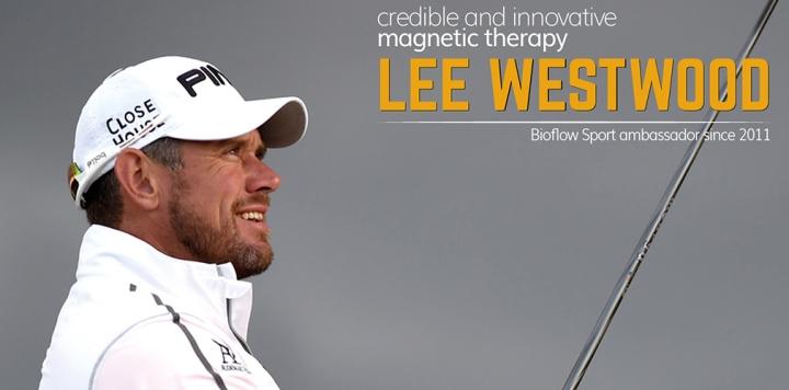 Lee Westwood andBioflow